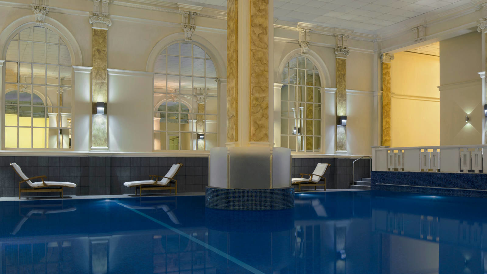 London Hotel With Swimming Pool Le M Ridien Piccadilly