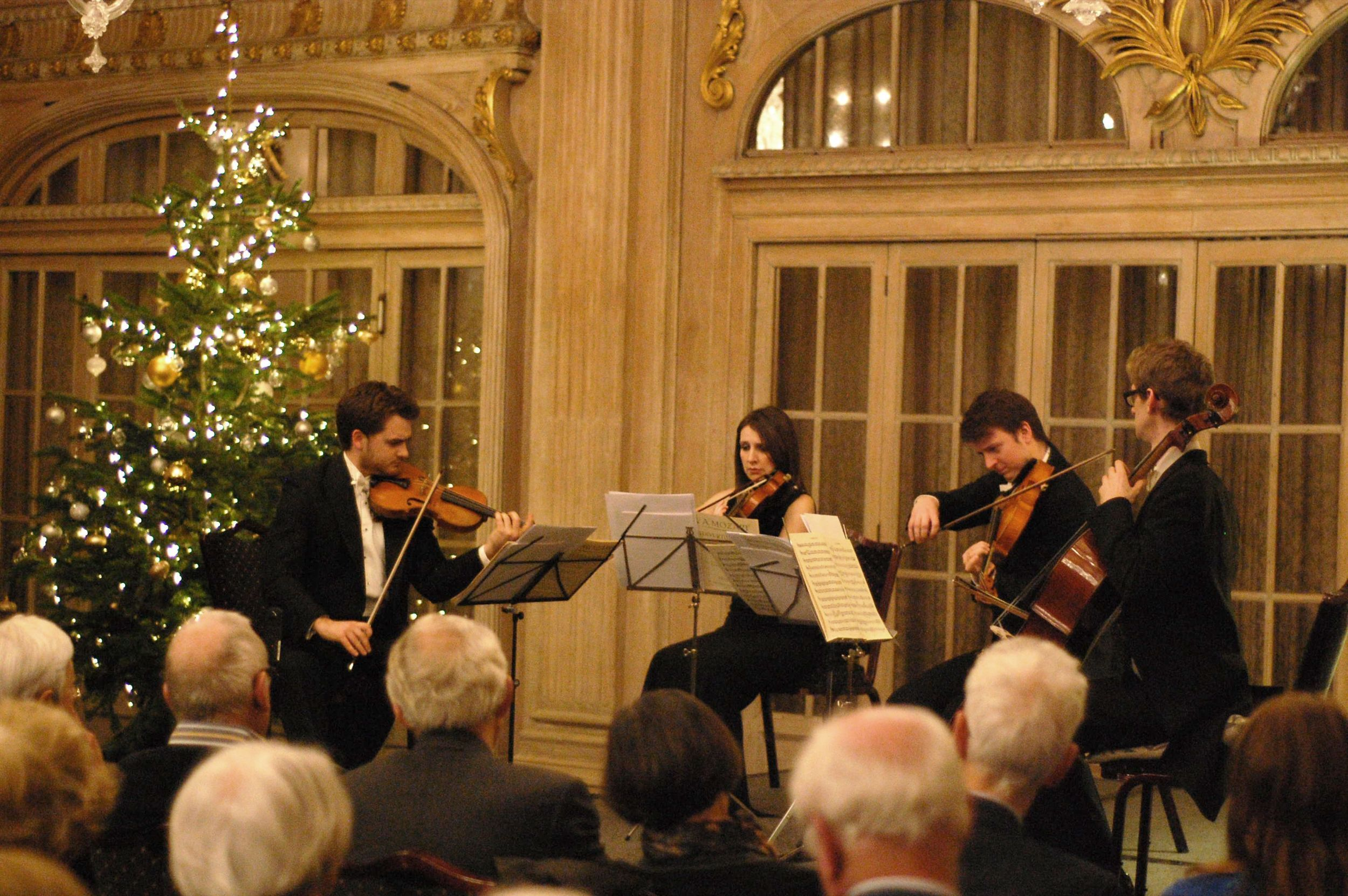 Le Meridien Piccadilly | Winter Recital | Philharmonia Orchestra