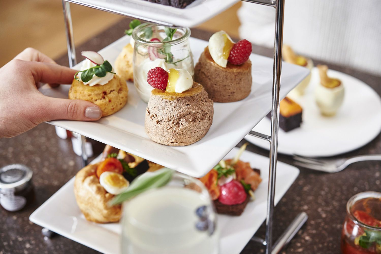 Brunch Afternoon Tea | Piccadilly Circus Restaurants | Terrace Grill & Bar