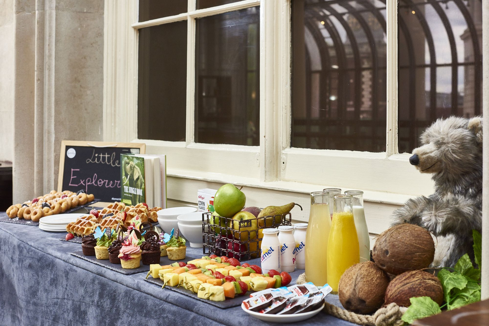 Children Dining | London | Le Meridien Piccadilly