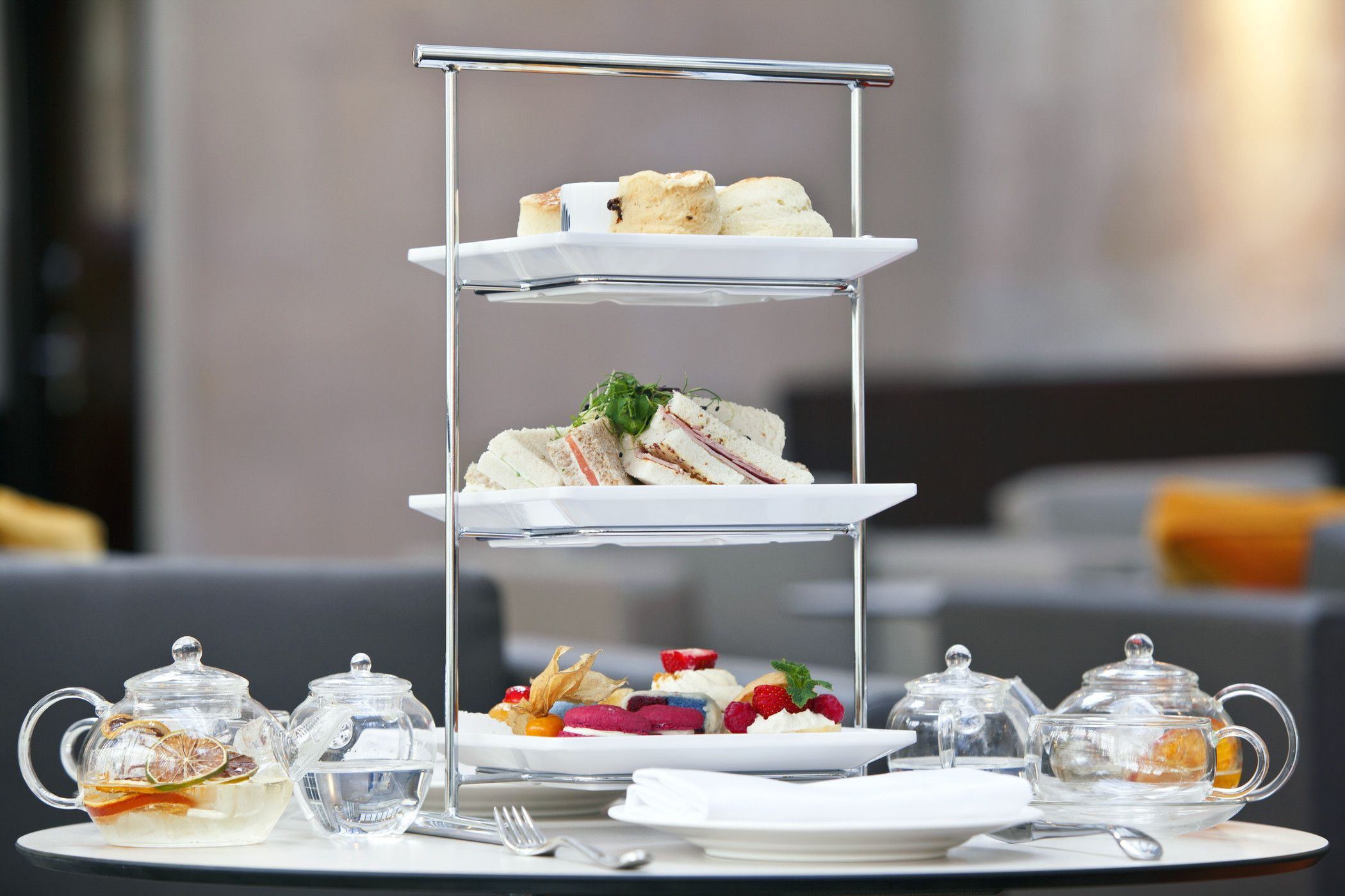 Le Meridien Piccadilly | Festive Afternoon Tea