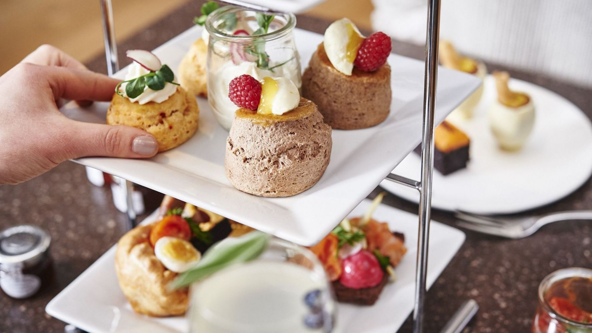 Brunch Afternoon Tea  | Terrace Grill & Bar | London